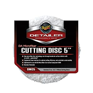DAS6** Flexipads 3 Fine Surface Clay Disc **For Dual Action Car Polishers G220