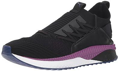 Puma TSUGI JUN Sneaker low black sodalite blue Damen Schuhe