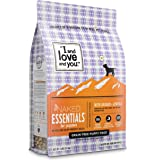 """""""I and love and you"""" Naked Essentials Dry Puppy Food - Natural Grain Free Kibble, Prebiotics & Probiotics, Chicken…"""