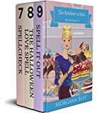 The Kitchen Witch: Box Set: Books 7-9: Cozy Mystery Series (The Kitchen Witch Series Boxset Book 3)
