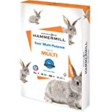 Hammermill Printer Paper, Fore Multipurpose 24 lb Copy Paper, 11 x 17 - 1 Ream (500 Sheets) - 96 Bright, Made in the USA, 102