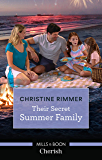 Their Secret Summer Family (The Bravos of Valentine Bay)