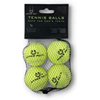Hyper Pet Tennis Balls For Dogs [Pet Safe Dog Toys For Exercise & Training] (Brightly Colored Dog…