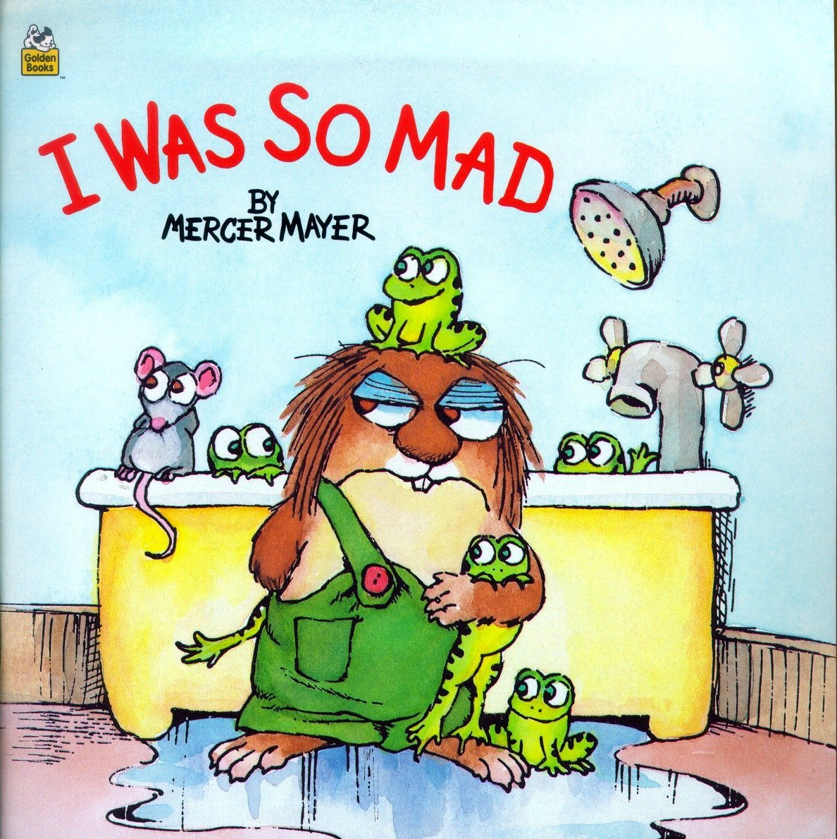 I Was So Mad (Little Critter) (Look-Look): Mercer Mayer ...