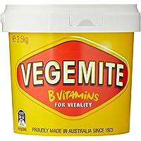 Vegemite Yeast Extract Spreads, 2.5kg