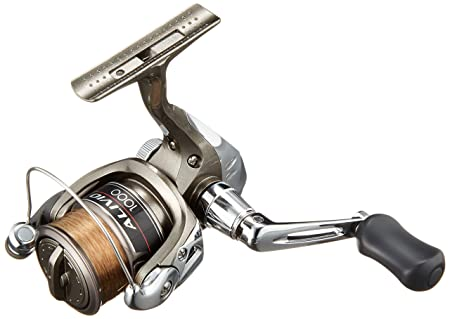 Shimano Alivio 1000 Japanese Fishing Reel