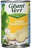 Géant Vert - Fonds d'Artichauts 210 g - Lot de 6
