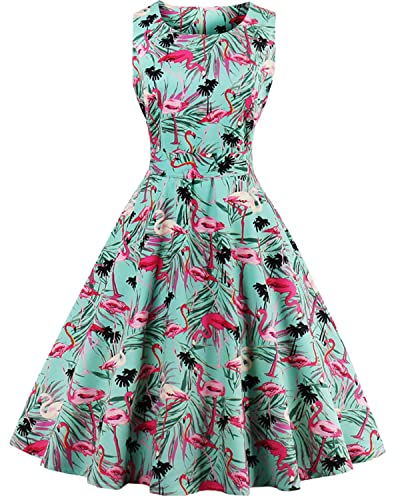 Tempt me Juniors Sleeveless Homecoming Swing Dress Party Cocktail Dress