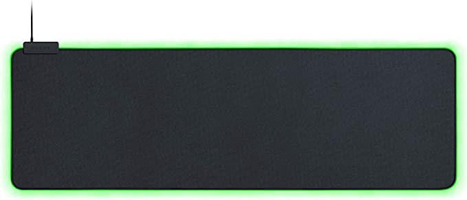 RAZER GOLIATHUS Chroma: Micro-Textured Cloth Surface - Optimized for All Sensitiviy Settings and Sensors - Powered by Razer Chroma - Soft Extended Gaming Mouse Mat Goliathus Chroma Extended: Gaming Mice: Amazon.com.au