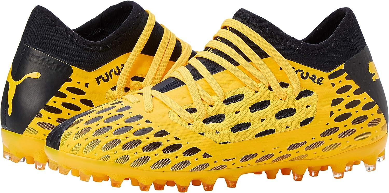 PUMA Future 5.3 Netfit MG JR, Botas de fútbol Unisex niños: Amazon ...