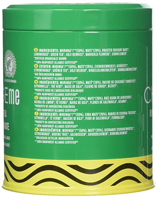 Amazon.com: ME Moringa Change Me Organic Herb Tea Pyramid Sachets with Moringa & Mate, USDA Organic Certified, Non-GMO Verified, 20 Count: Health & Personal ...