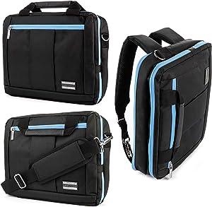15.6 Inch Laptop Shoulder Bag for Dell Inspiron 7590 3593 3595 5505 5591 5593 7591, Latitude 3510 5510 5511, Precision 3550 3551 5550 7550, Vostro 3590 5501 7500 7590, XPS 9500, for Alienware m15
