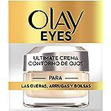 Olay Eyes Ultimate Crema Para Ojeras, Arrugas y Bolsas - 15 ml
