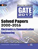 Gate Paper Electronics & Communication Engineering 2017 (Solved Papers 2000-2016)