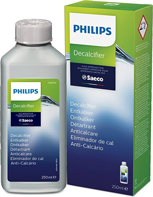 Amazon.com: Philips descalcificador Saeco máquina de café ...