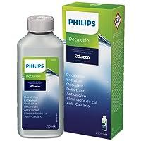Philips CA6700/10 Descalcificador para Máquinas de Café Espresso Manuales y Automáticas, Plástico, Verde