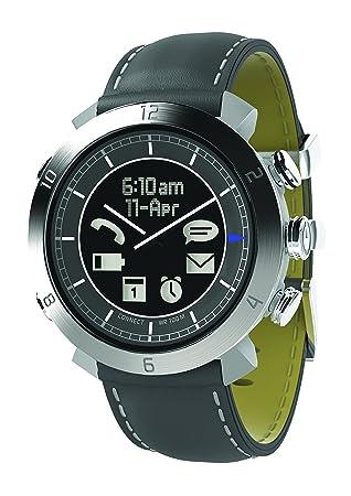 Cogito Classic Gris Reloj Inteligente - Relojes Inteligentes (Gris)