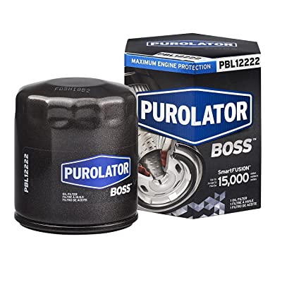 Purolator PBL12222 PurolatorBOSS Maximum Engine Protection Spin On Oil Filter: Automotive