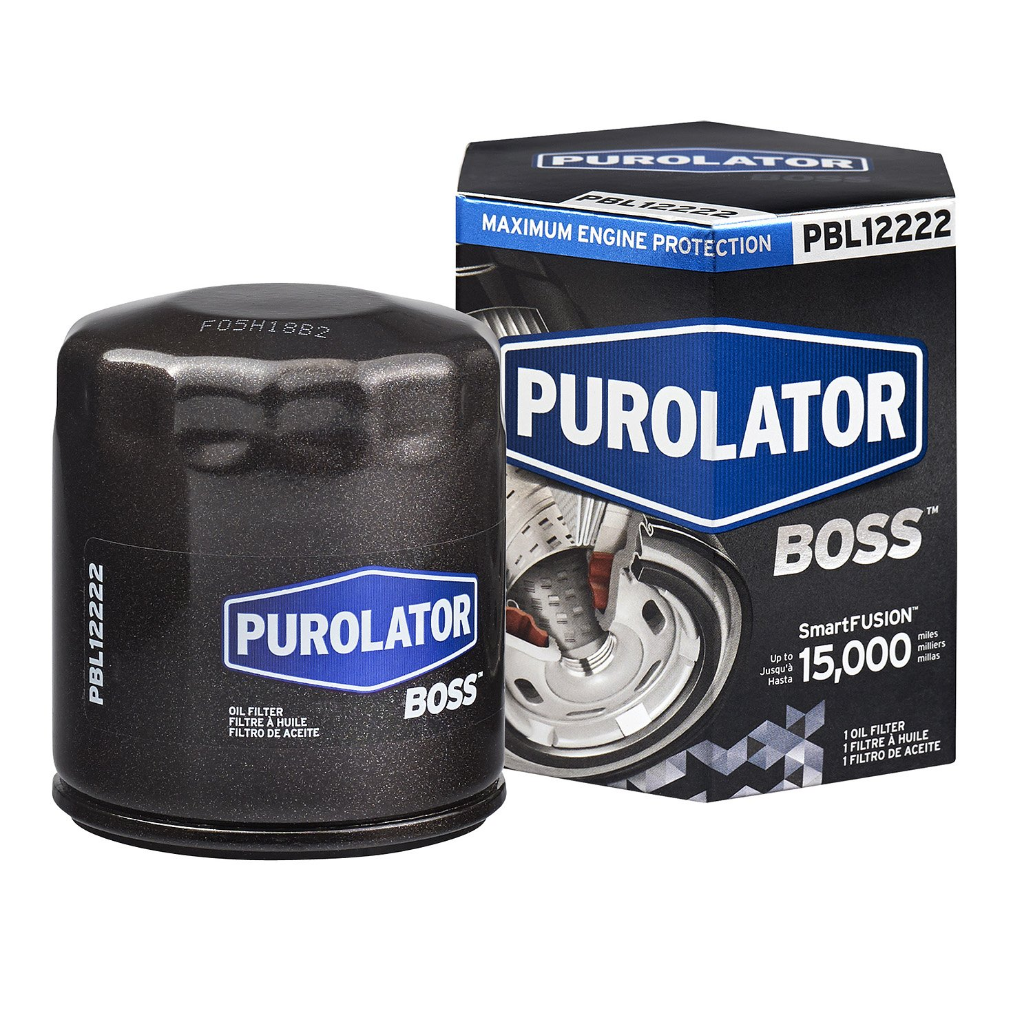 Purolator PBL12222 PurolatorBOSS Premium Oil Filter