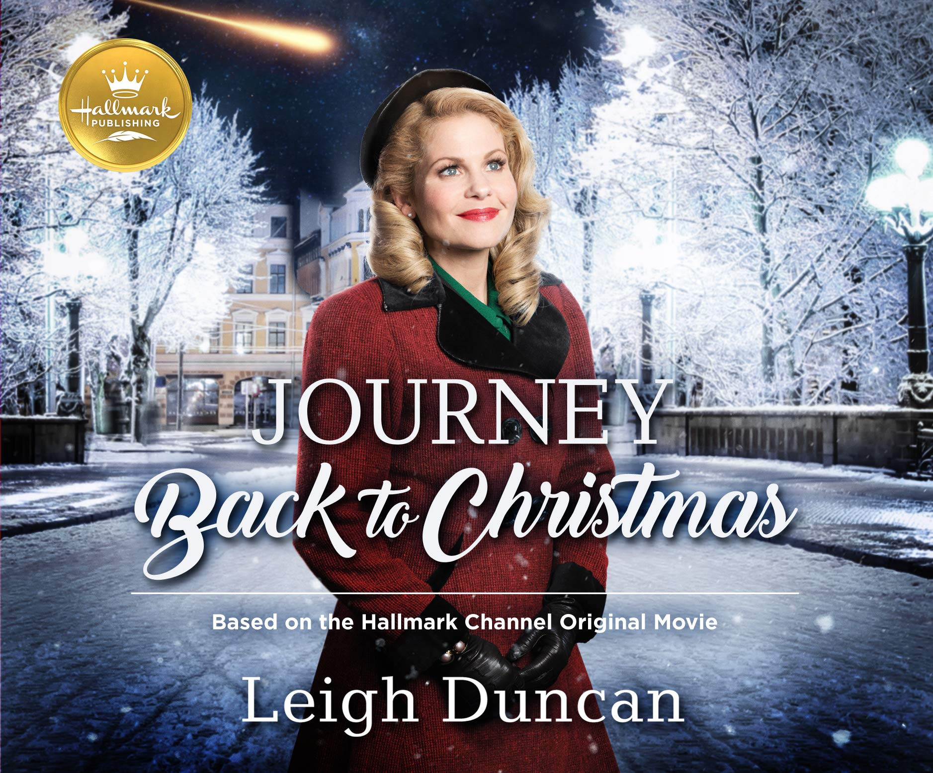 Journey Back To Christmas.Amazon Com Journey Back To Christmas Based On The Hallmark