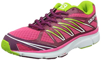 dce09624c478 Salomon X Tour 2 Womens Trail Running Sneakers Shoes-Pink-5.5