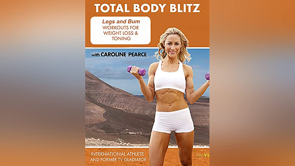 Total Body Blitz: Pilates Legs and Bum