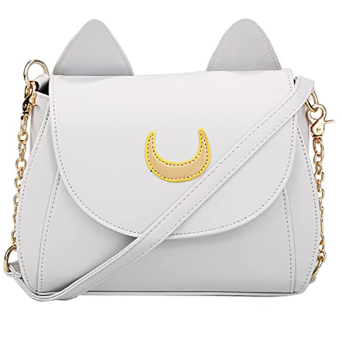 Amazon.com: Las mujeres bolso Sailor Moon Luna Gato Cosplay ...