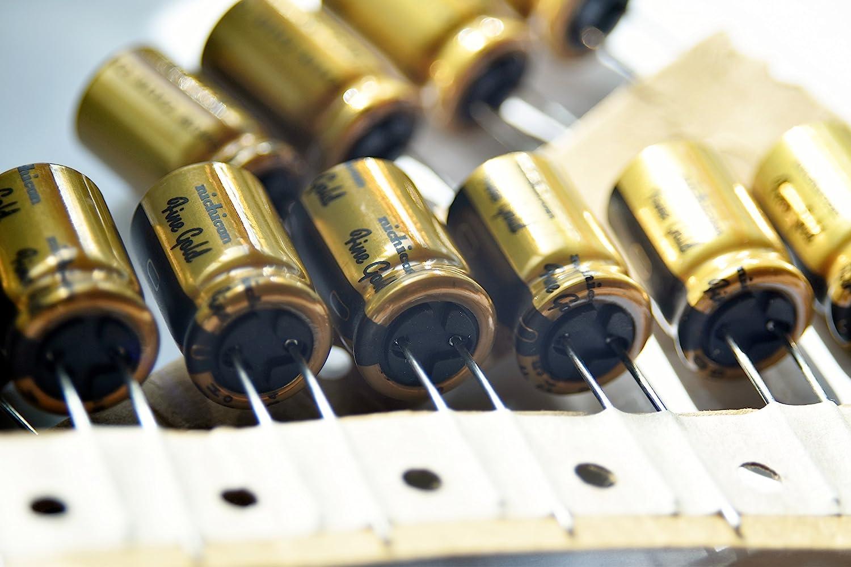 35V 470uf Audio Grade 6 pcs Nichicon FG Capacitors