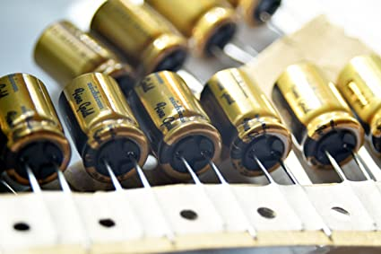 20 PCS 5 85 ° #bp Nichicon Elko Grade Audio ufw1c221med 220uf 16v 6,3x11mm rm2