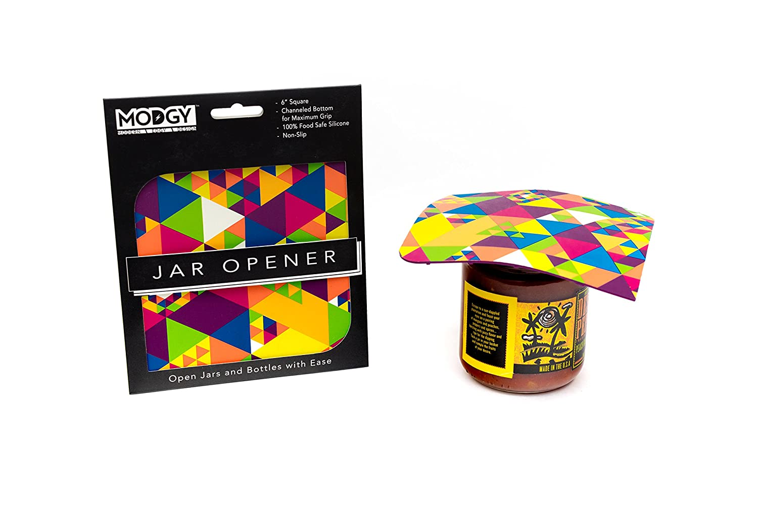 Modgy Silicone Jar Opener (Octogrip)