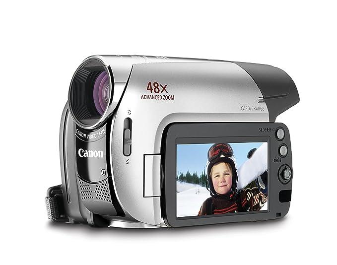 amazon com canon zr950 1 07mp minidv camcorder with 37x optical rh amazon com Canon DVD Camcorder Canon ZR960