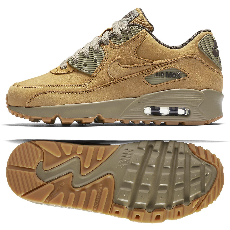 grossiste e0690 956e8 Nike Air Max 90 Winter (GS) 888167-700 Bronze/Baroque Brown ...