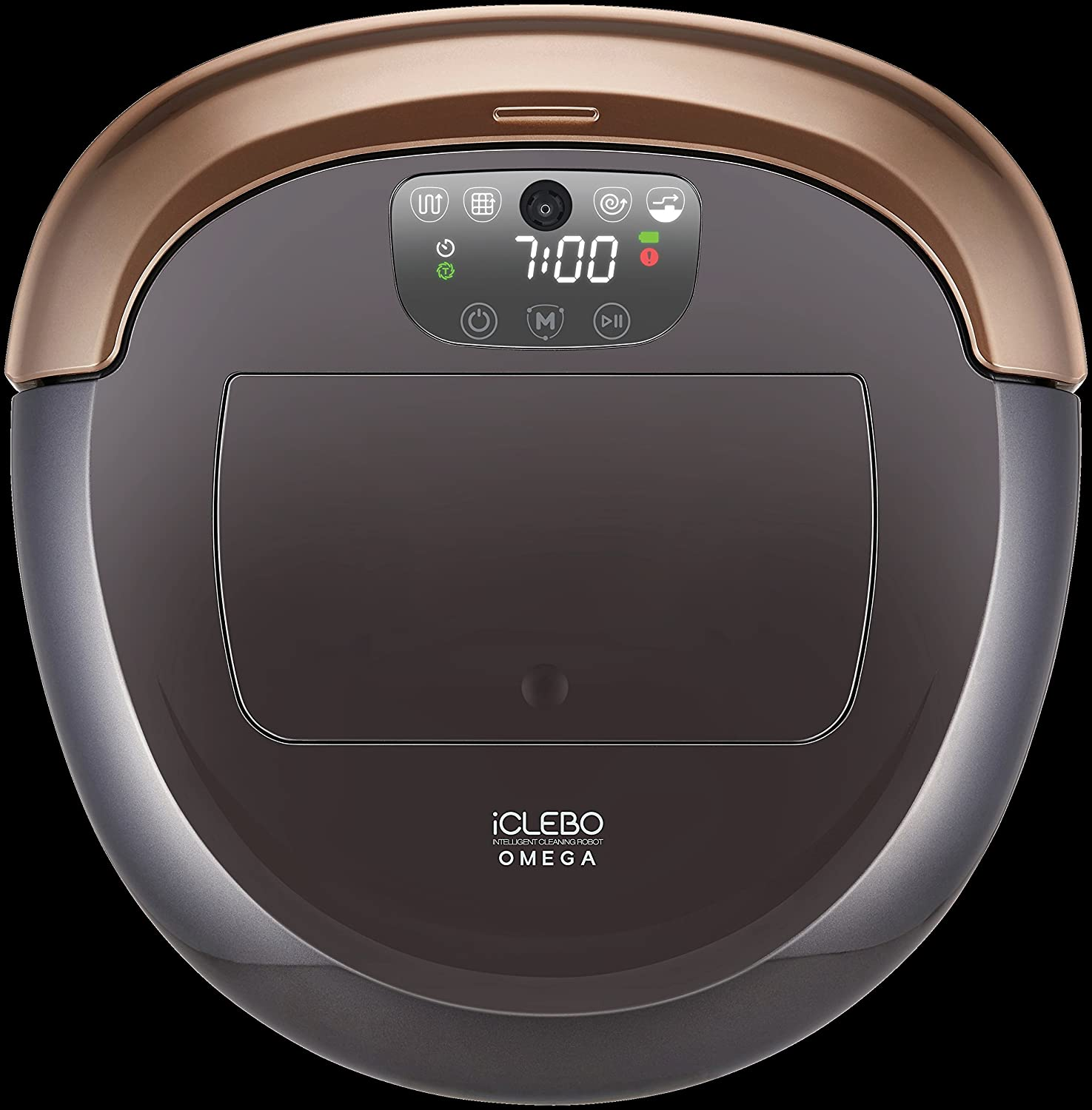 iClebo YCR-M07-10 Omega Intelligent Cleaning...