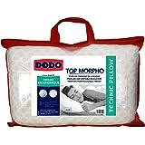 Dodo 6076040 Top Morpho Oreiller Blanc 40 x 55 cm