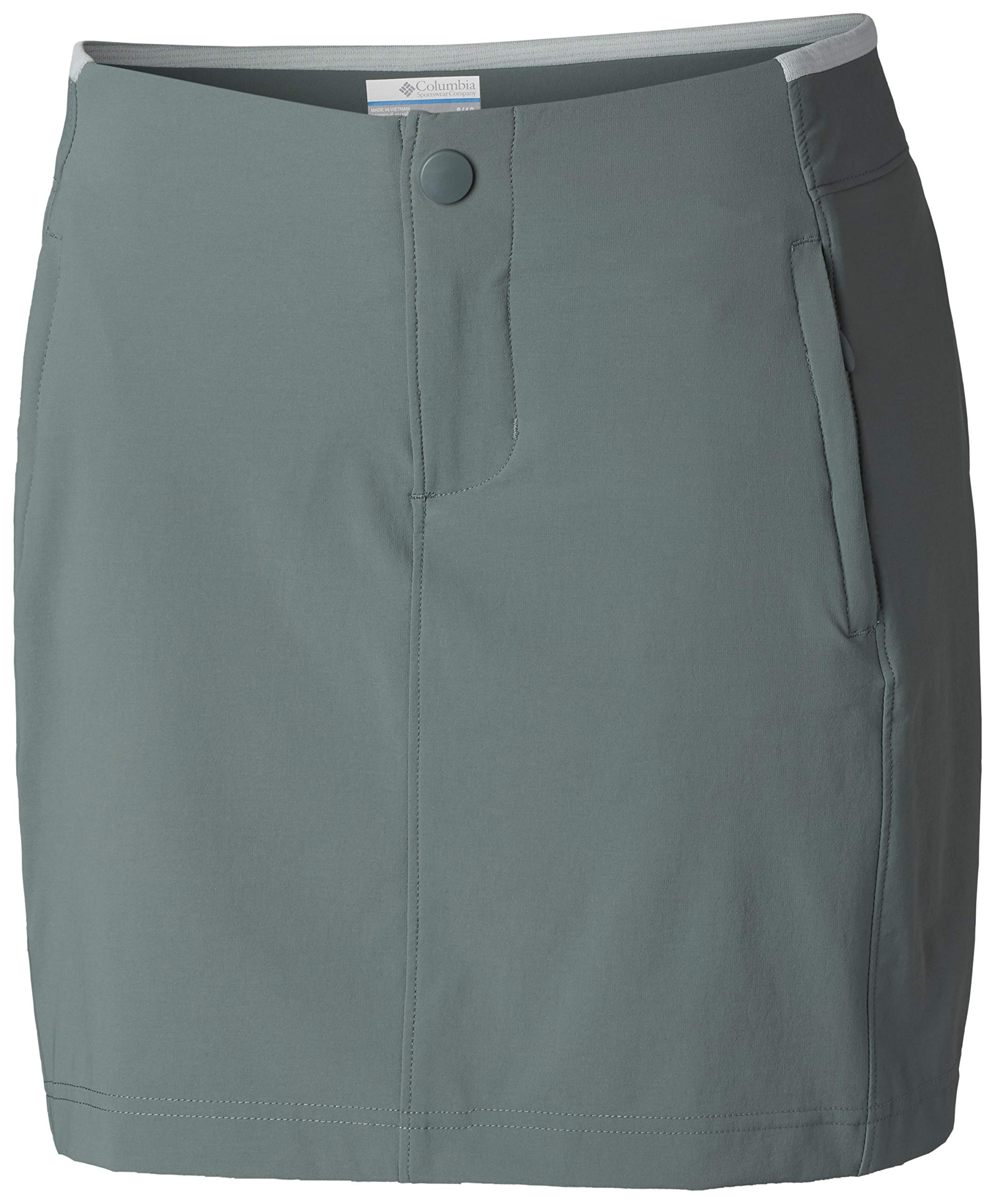Columbia Women's Bryce Peak Skort, Pond, 16 by Columbia