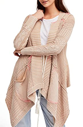 69a5e0c032ac Free People Washed Out Cardigan S at Amazon Women's Clothing store:
