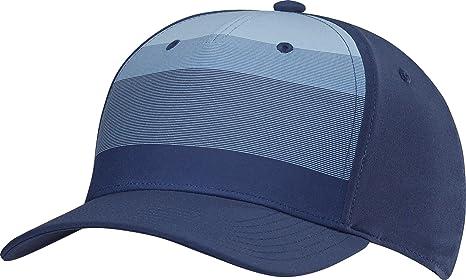 d94fa460648103 Amazon.com : adidas Golf 2018 Mens Tour Stripe Stretch Fit Golf Cap ...