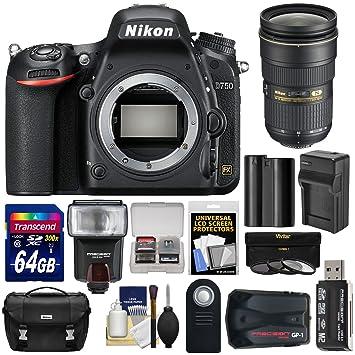 Review Nikon D750 Digital SLR
