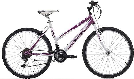 Mountain Bike ciclos Cinzia X-Trail de mujer, cambio a 18 ...