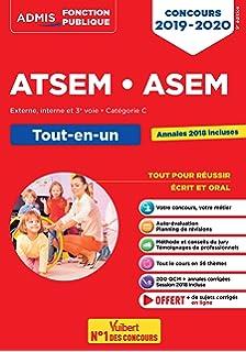 c5208ca9ece Concours ATSEM et ASEM - Catégorie C - Tout-en-un - Concours 2019