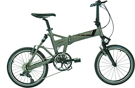 Dahon Jetstream D8 – Bicicleta Plegable para Adulto, Quarry Gris ...