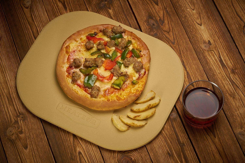 Meateor, 800 Grados (Pizza Piedra cordierita 800 Grados Celcius ...