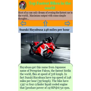 Top Fastest Bikes in the world: Amazon.es: Appstore para Android