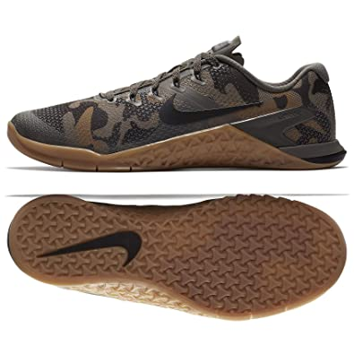 f7d556e16f74 Nike Metcon 4 AH7453 207 Ridgerock Black Gum Medium Brown Men s Workout  Shoes (