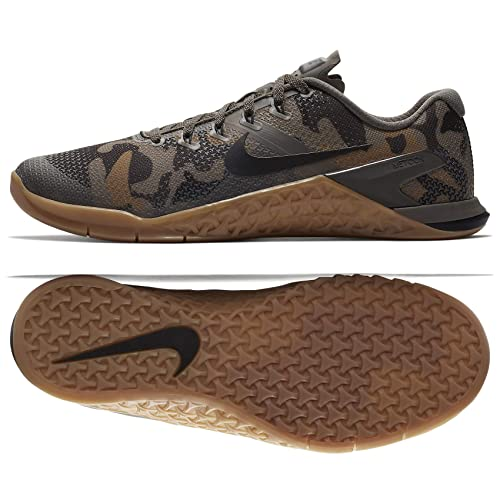 huge discount 40328 25bad NIKE Men s Metcon 4 Camo Training Shoes (12, Brown Camo)