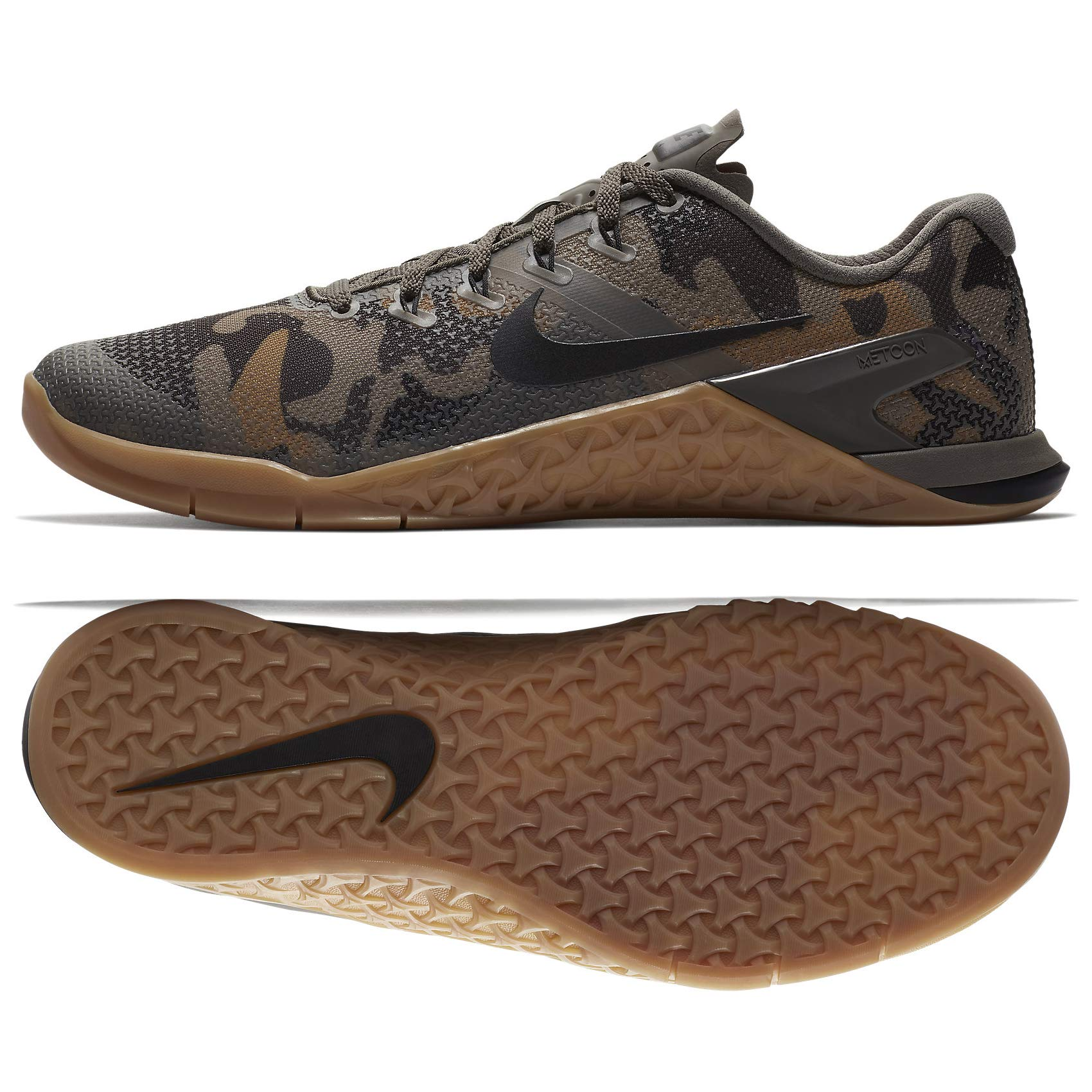 97a535dffd08 Galleon - Nike Metcon 4 AH7453 207 Ridgerock Black Gum Medium Brown Men s  Workout Shoes (9 D US)