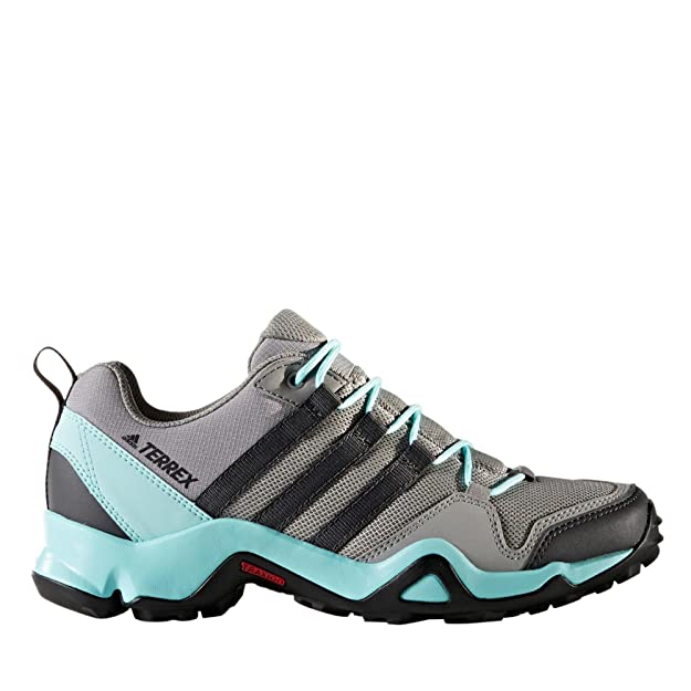 adidas Damen Terrex Ax2R W Trekking-& Wanderhalbschuhe, Verschiedene Farben (Grpuch/Grpudg/Agucla), 44 EU