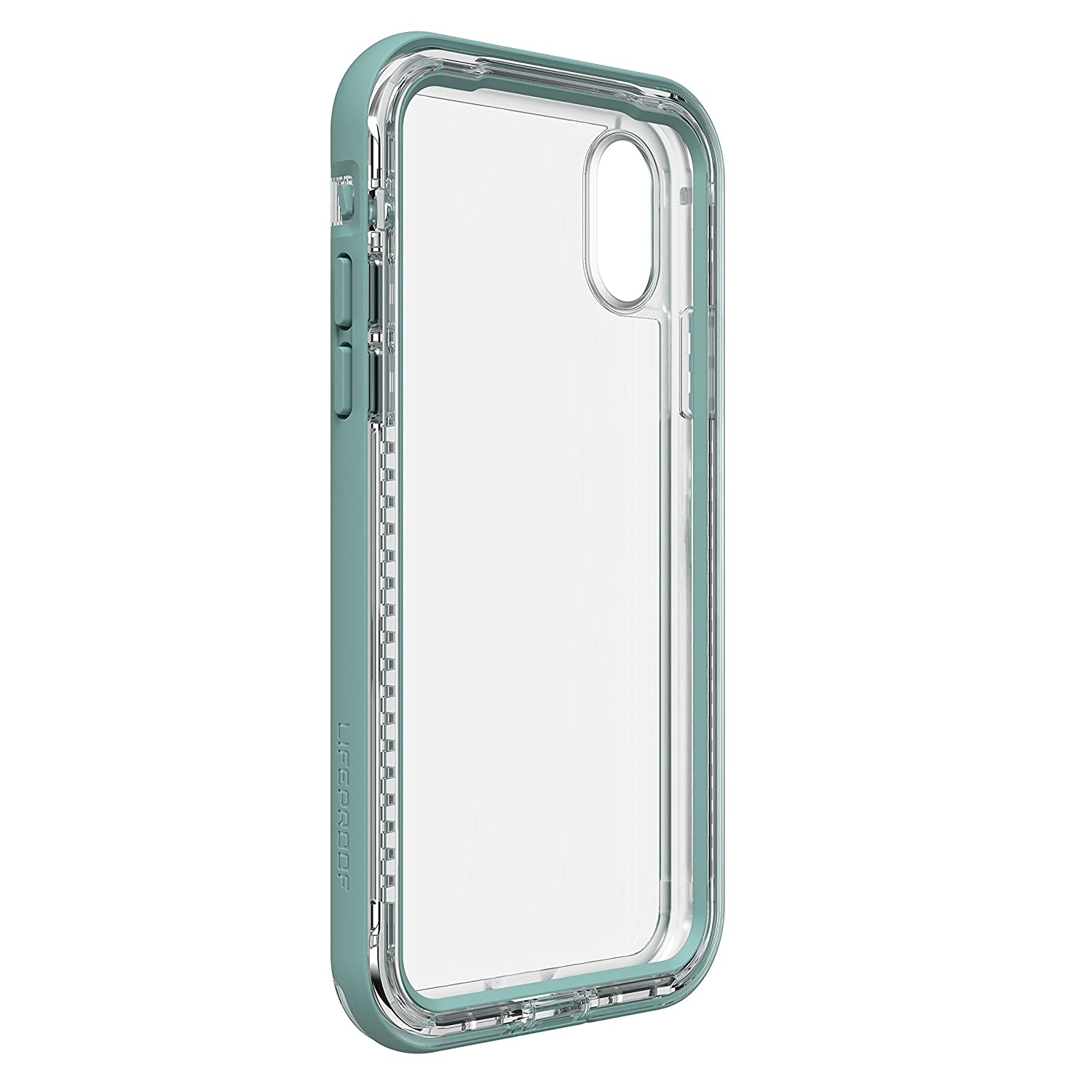 super popular a11c3 eb4ff Lifeproof NEXT SERIES Case for iPhone X (ONLY) - Seaside / Transparent