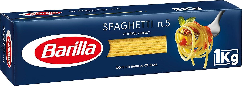 Barilla, Pasta larga, Spaghetti 1Kg: Chris Braun Band: Amazon.es: Alimentación y bebidas