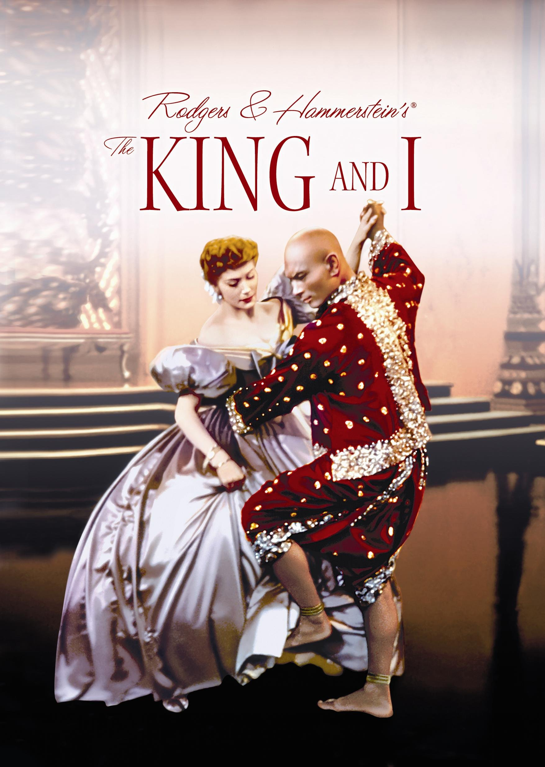 Amazon.com: The King and I: Deborah Kerr, Yul Brynner, Rita Moreno ...